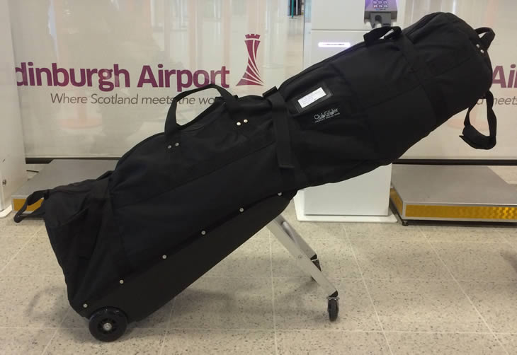 Club Glider Journey Travel Bag Airport