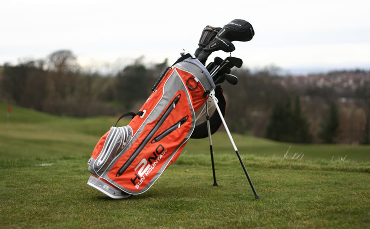 Sun Mountain H2no Lite Golf Bag Review