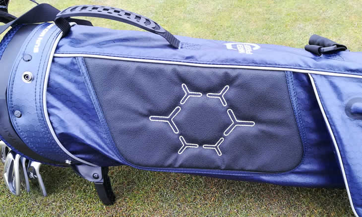 Sun Mountain H2NO Sunday Golf Bag