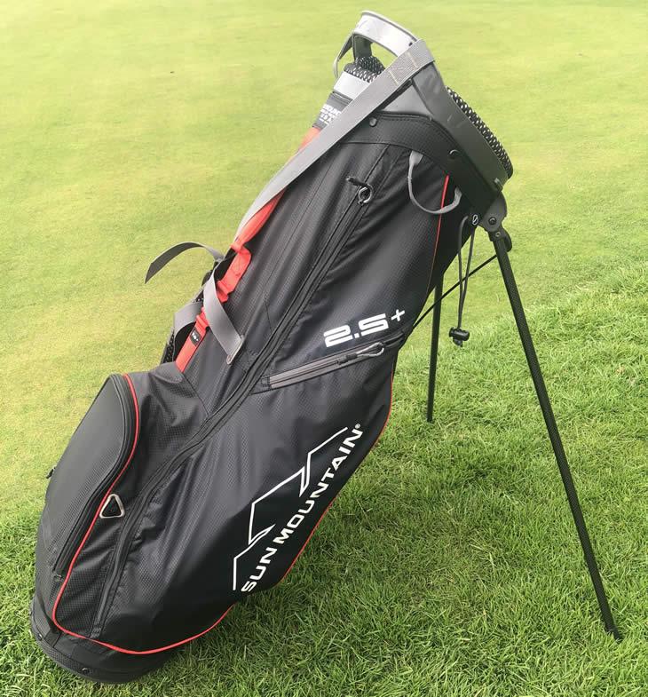 Sun Mountain Two5 Plus Golf Bag Review