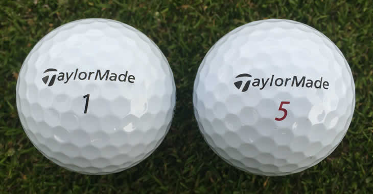 TaylorMade Tour Preferred X 2016 Golf Ball