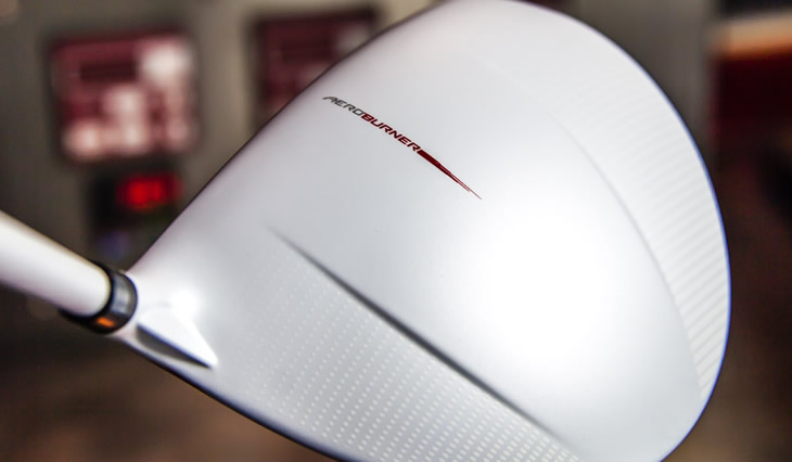 TaylorMade AeroBurner Fairway Wood Fin