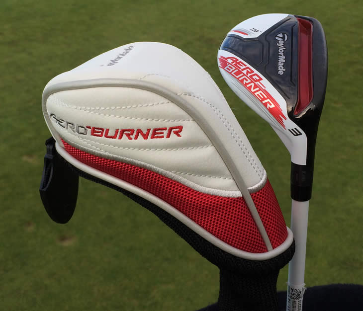 TaylorMade AeroBurner Headcover