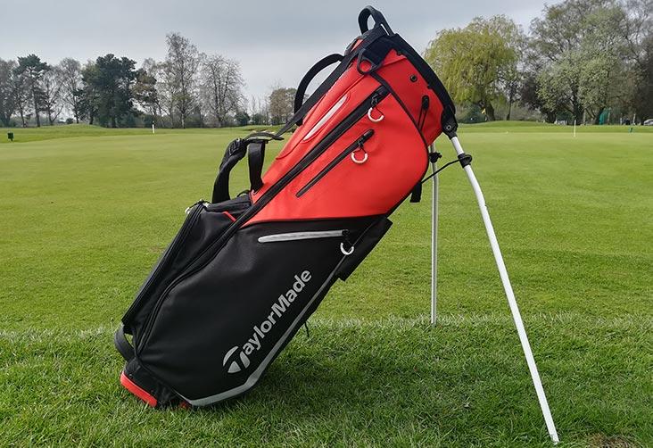Taylormade Flextech Golf Bag Review