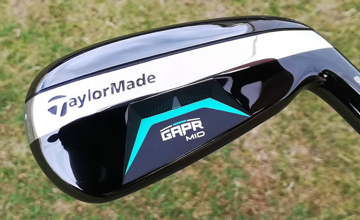 TaylorMade GAPR MID Iron Hybrid