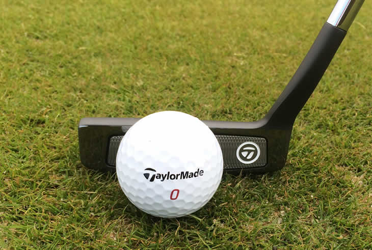 TaylorMade Ghost Tour Black Putter