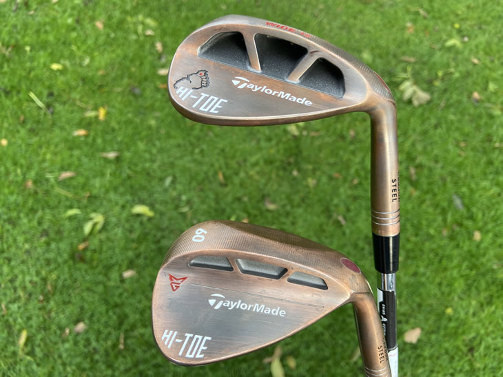 TaylorMade MG Hi-Toe Big Foot Wedge