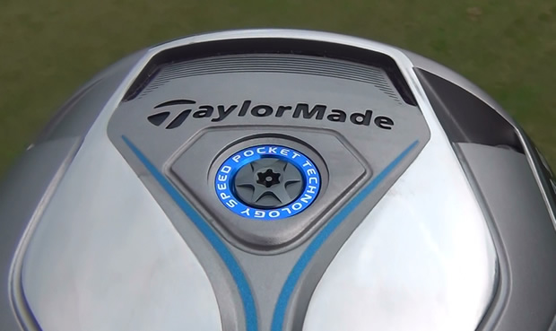 TaylorMade JetSpeed Driver Sole