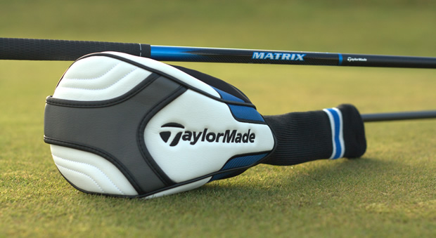 TaylorMade JetSpeed Driver Headcover And Shaft