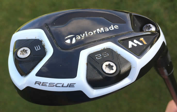 TaylorMade M1 Rescue Hybrid