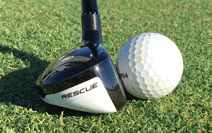 TaylorMade M1 2017 Rescue Hybrid
