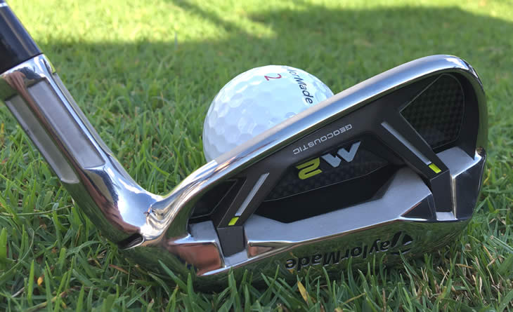 TaylorMade M2 2017 Irons
