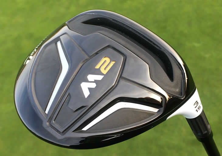Taylormade M2 Fairway Wood Review Golfalot