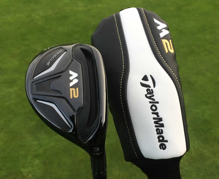 TaylorMade M2 Rescue Hybrid