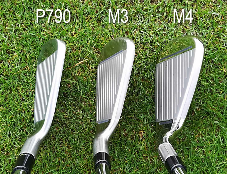 TaylorMade M3 Irons