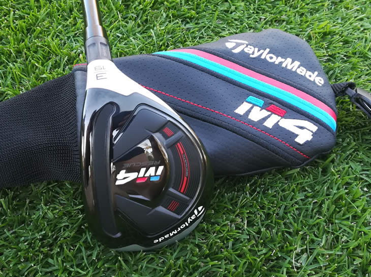 TaylorMade M4 Rescue Hybrid