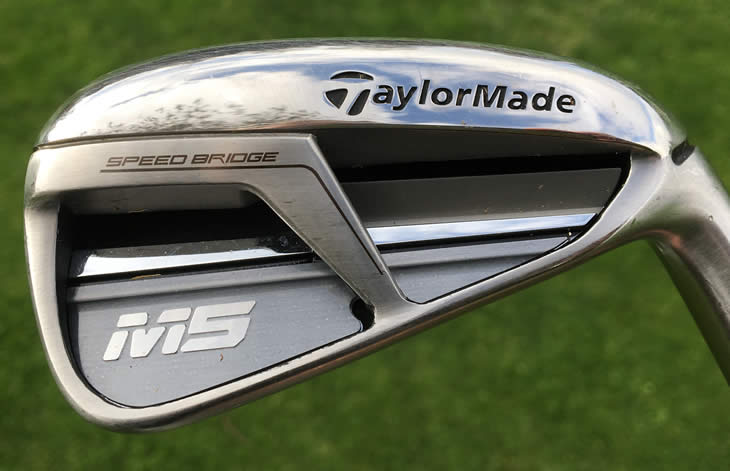 TaylorMade M5 Irons Review - Golfalot