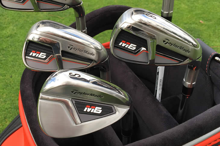TaylorMade M6 Irons Review - Golfalot