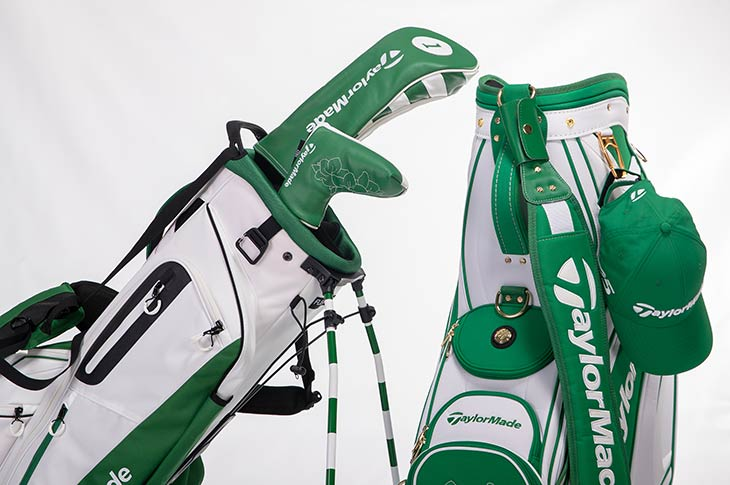 Taylormade Celebrate The Masters With Limited Edition