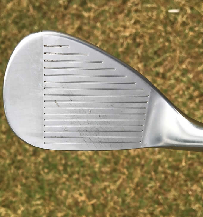 TaylorMade Miled Grind Wedges