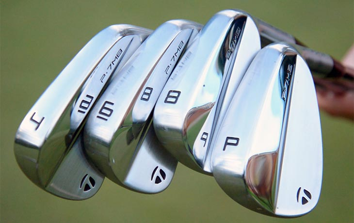 TaylorMade P7MB Irons Review