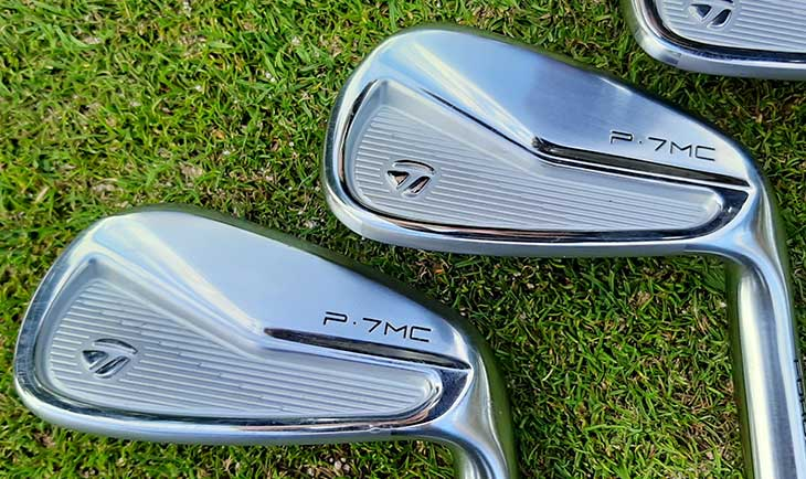 TaylorMade P7MC Irons Review