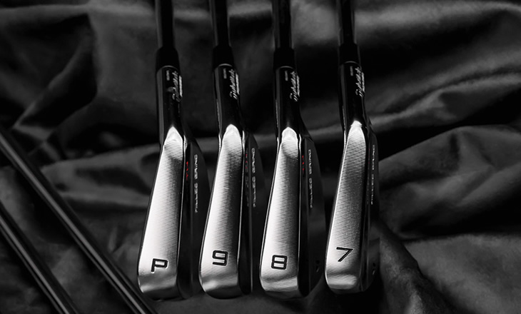 TaylorMade P-7TW Irons