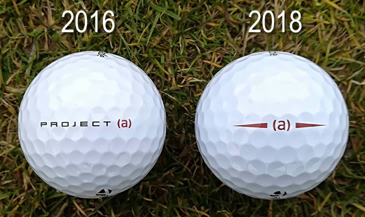 TaylorMade Project (a) 2018 Golf Ball