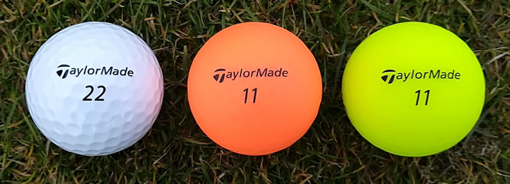 TaylorMade Project (s) 2018 Golf Ball