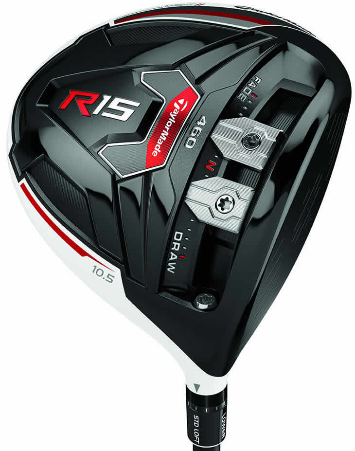 TaylorMade R15 Driver Weights