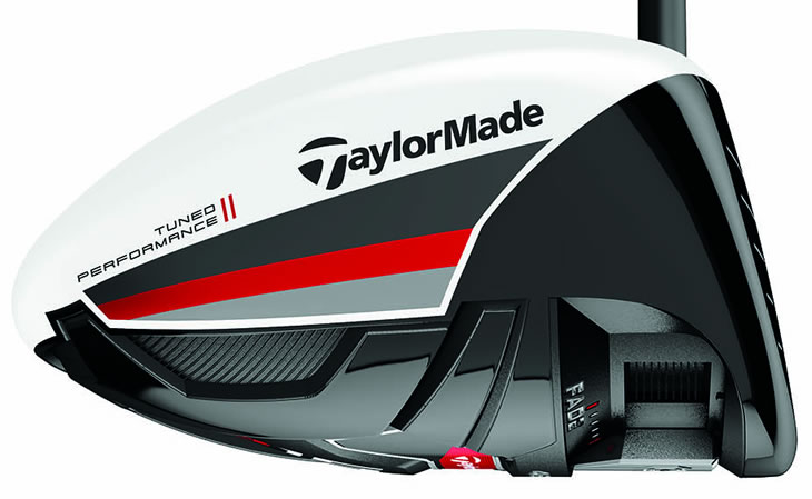 TaylorMade R15 Driver Address