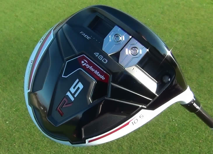 TaylorMade R15 Driver Sole