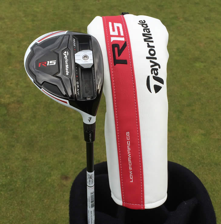 TaylorMade R15 Fairway Headcover
