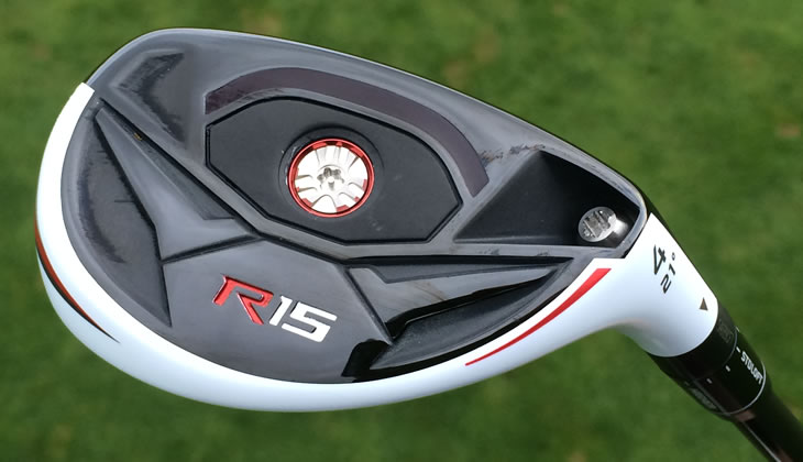 TaylorMade R15 Rescue