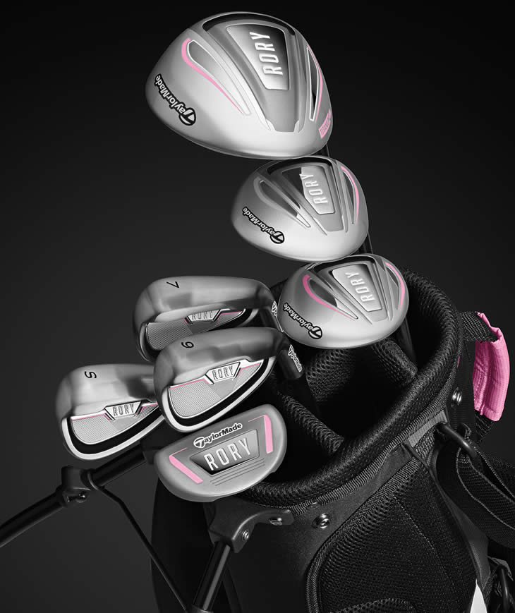 TaylorMade Rory Junior Sets