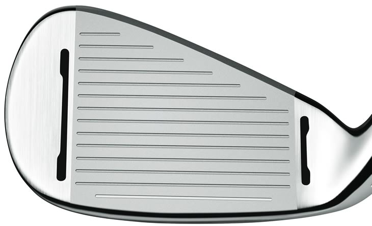 TaylorMade RSi Irons Face Slot Technology