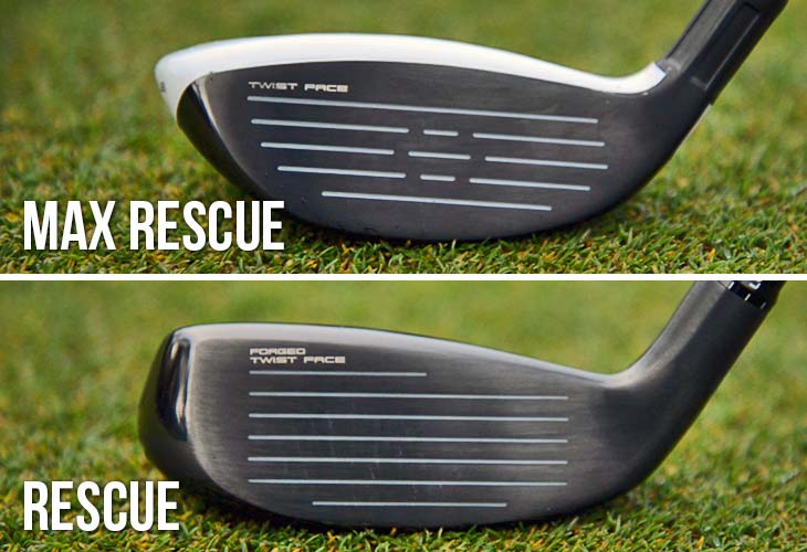 TaylorMade SIM2 Rescues