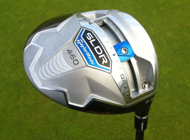 TaylorMade SLDR Driver Sole