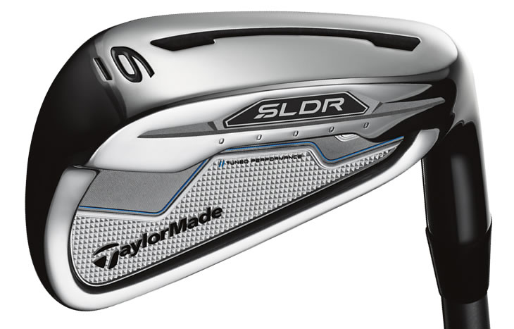 TaylorMade SLDR Irons Clubhead