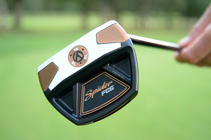 TaylorMade Spider FCG Putter Review