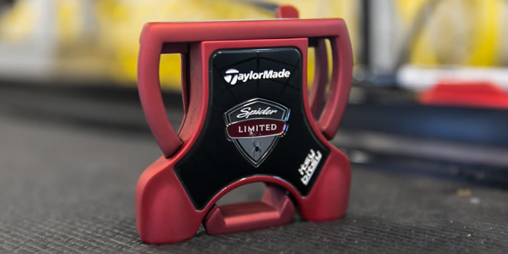 TaylorMade Spider Limited Putters