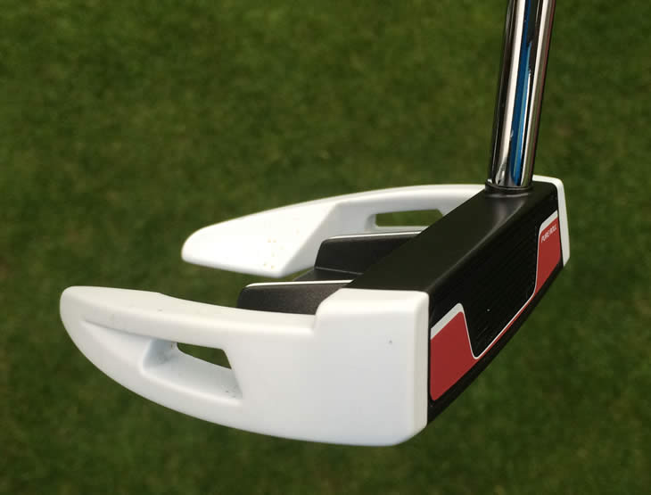 TaylorMade Ghost Spider Si Putter Toe