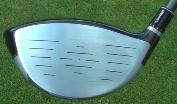 TaylorMade SLDR Driver Face