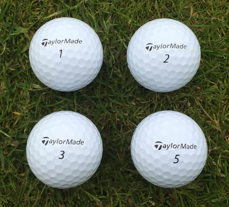 TaylorMade Tour Preferred 2014 Golf Ball Review - Golfalot