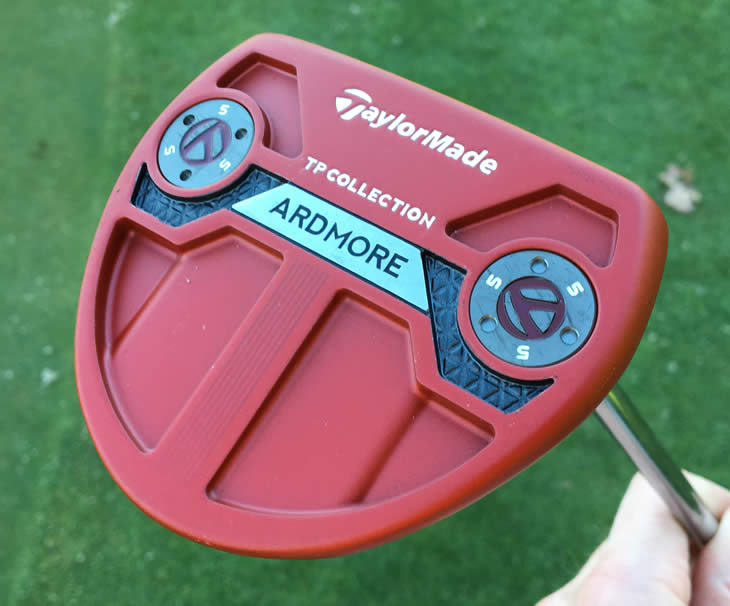 TaylorMade TP Red Putter