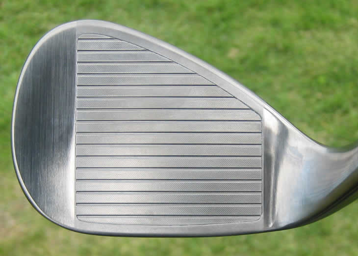 TaylorMade TP Wedge Grooves