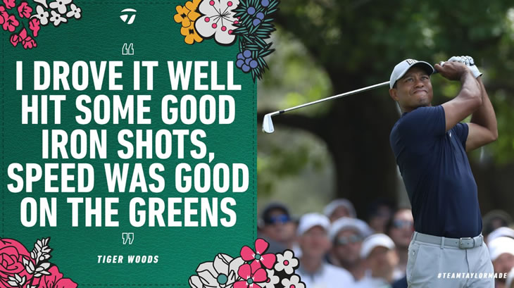 The Masters 2019 Equipment Roundup