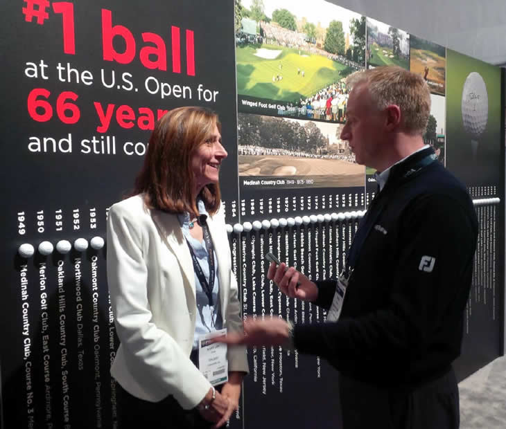 Titleist Pro V1 and Pro V1x 2015 interview