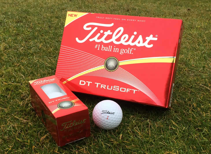 Titleist DT TruSoft 2016 Golf Ball