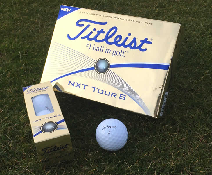 Titleist Nxt Tour Review